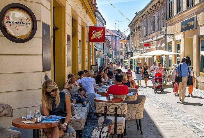 Maribor sightseeing – The best cofee places in Maribor